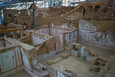 2014, Turkey, Ephesus, excavated ruiuns