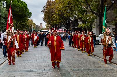 2014, Turkey, Istanbul, parade