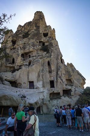 2014, Turkey, Cappadocia, Hotel CaveDeluxe
