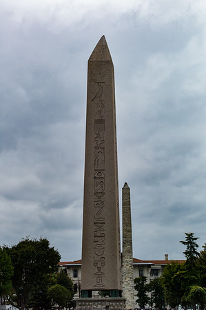 2014, Turkey, Istanbul, Obelisk of Theodosius