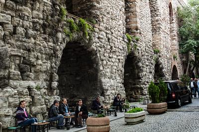 2014, Turkey, Istanbul, viaduct