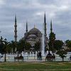 2014, Turkey, Istanbul,Sultan Ahmed Mosque (Blue Mosque)
