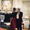WHM President Sara Bogosian and husband Vas of Lowell