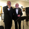 Entertainers Ralph Funaro of Dracut and Frank Zarba