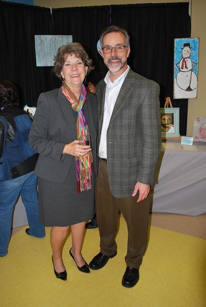 Charlotte Taylor and Tim Hudson (1)