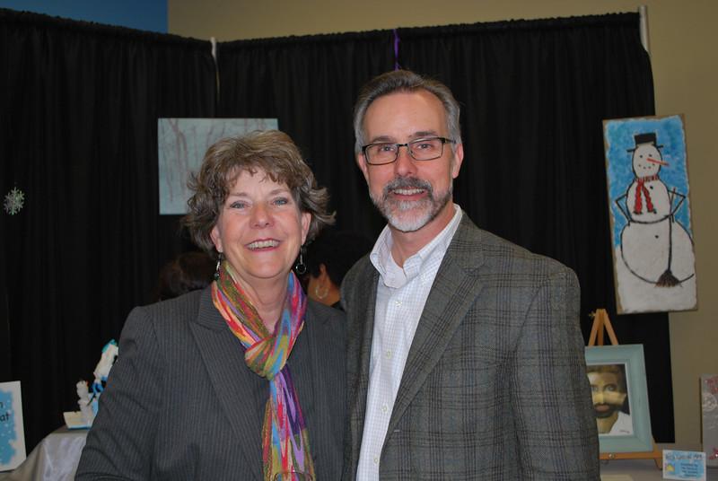 Charlotte Taylor and Tim Hudson