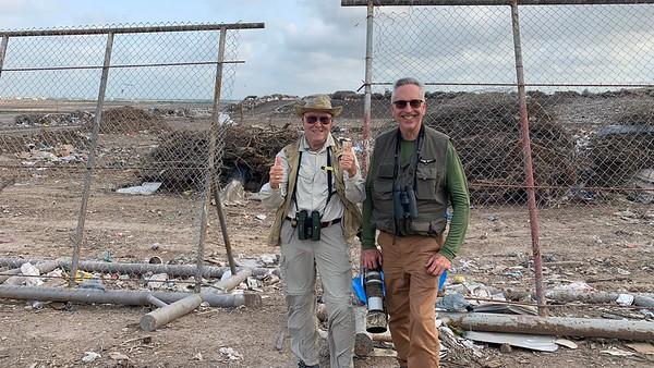 Life Bird Score at the Brownsville Landfill