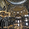 Signs and Symbols of Hagia Sofia in Istanbul