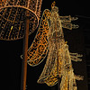 Christmas Angels in Funchal, Madeira - a color image