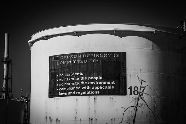 187, Carson Refinery