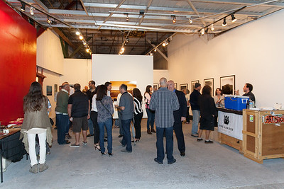 Hundreds attended Kevin Gilligan's 2015 Photography exhibition, Elements: Sea-Air-Land in Redondo Beach, CA.