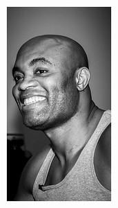 "UFC Champion Anderson ""Spider"" Silva"
