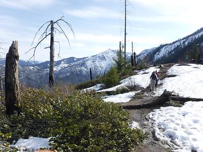 More ridge hiking