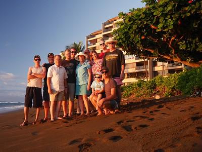 2016 Vac: Hawaii Reunion Feb