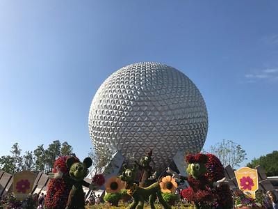 2018 Disney World and Universal with Graham and Anita