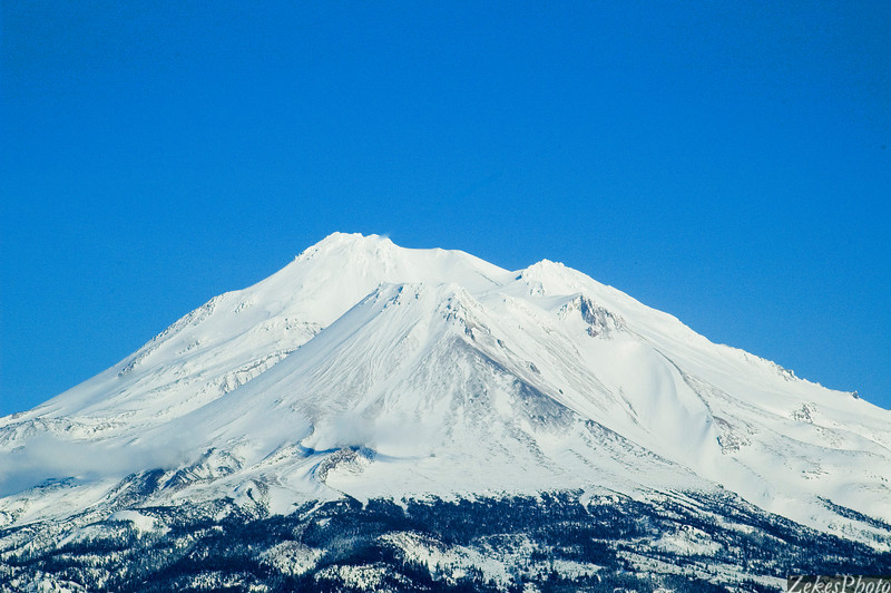 Mt. Shasta.  Just another roadside distraction?