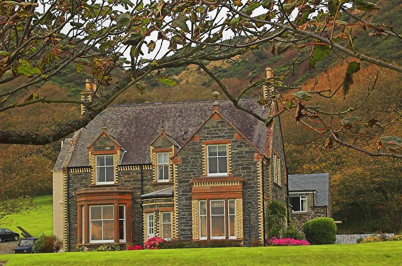 Knockingham Lodge.