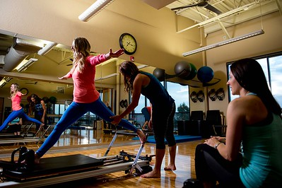 Apple Athletic Club Pilates