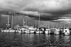 Storm Naples docks 2773