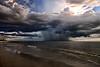 Naples Beach storm 2107