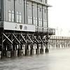 Daytona Pier 787 bw