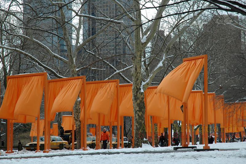 2.Central park, New York city.