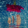 """Sparking water.""   Voted # 1 at Kaleidoscope art foundations 24 hour shot-out. Currently on show at Common Ground, Hamilton, Bermuda. Show runs April 2-29 2009. 8 X12 inches<br /> $100.00 unframed."