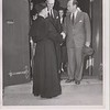 Governor Adlai Stevenson of Illinois visits during his 1956 Presidential Campaign