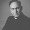 Father Damrosch graduated from The General Seminary and was serving as Dean of Manila when the Second World War began.  He was interned as a prisoner of war by the Japanese and was very roughly treated. He came to Resurrection from St Saviour's in Bar Harbor, Maine, and had previously been Dean of St Luke's Cathedral in Portland, Maine, and returned to Maine in 1971. He died in 1990.