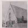 the earliest known photo of the church, ca. 1870s