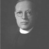 Father Bourne took office as Rector after Alfred Duane Pell retired in 1924. He insisted on full Catholic privileges and had considerable success as parish priest. After graduation from the General Seminary, he had served his title in Shrewsbury in England, then as Rector of St Luke's, Easthampton in the Diocese of Long Island. He became ill in the early 1930s, of a disease which sounds like MS, and eventually retired in 1935, expecting to have little time to live. Surprisingly, he lived on until 1962 though greatly incapacitated.
