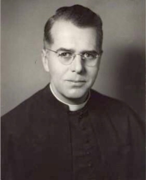"""Father Wadhams came here after serving curacies at Grace Church, Newark, and at Grace & St Peter's, Baltimore, Md. He had graduated from the General Seminary. Father Wadhams was an  extremely popular parish priest, attracted large numbers, and raised Resurrection to the """"top rung"""" of American Anglo-Catholicism. With his curate, Father Liggett, he made his individual submission to the Roman Catholic Church in 1949 at Regina Pacis Monastery in Bethelehem, Conn. He died in 1987."""