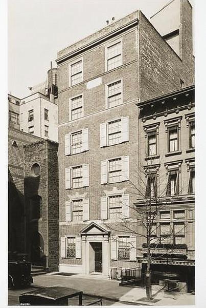 Bishop Chambers Building 1928