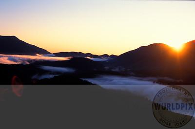 Adirondacks Sunrise