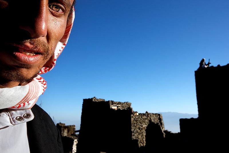 Man from al-Hijan.