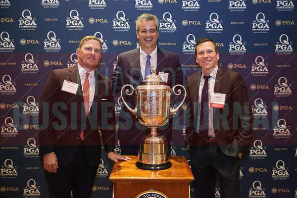 A look at preparatrions for the 2017 PGA Championship