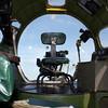 Bombardier seat