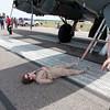Co pilot at rest