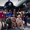 Flight crew (including the Bean)