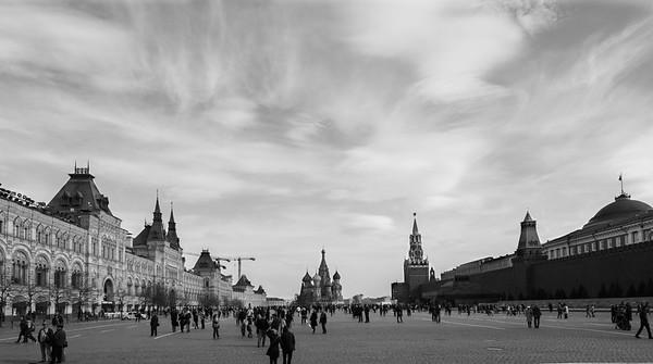 A trip through Russia, Helsinki and Tallinn