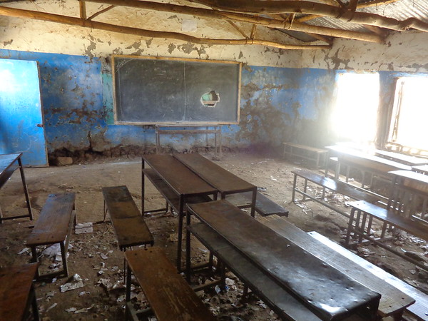 A visit to Dudmegn School