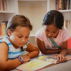 Girls Inc. provides help with reading skills.