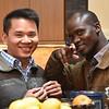 Novices Huan and Hubert