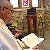 Adoration at the novitiate