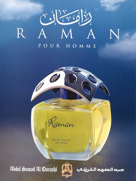 ABDUL SAMAD AL QURASHI Raman pour Homme 2012 United Arab Emirates