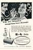 8 x 4 soap 1955 Austria (small format) 'Für die Stunden ausgelass'ner Freude - 8 mal 4 - Seife'