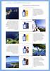 ACQUA DI PARMA Blu Mediterraneo (Arancia di Capri - Mirto di Panarea - Bergamotto di Calabria - Fico di Amalfi - Mandorlo di Sicilia)<br /> 2012 Andorra (text in Catalan) 'Sensacions mediterrànies'