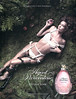 AGENT PROVOCATEUR Pétale Noir 2012 UK 'Introducing a new fragrance'<br /> MODEL: Paz Huerta (US/Spain)