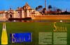 AGUA DE SEVILLA Eau de Toilette 1992 Spain spread 'El perfume de Sevilla'