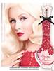CHRISTINA AGUILERA Red Sin 2012 Russia (handbag size format) <br /> 'Иногда красный - это больше, чем просто цвет. Red Sin. Новый пленительный аромат от Кристины Агилеры'